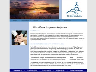 Website TC kerkadvies